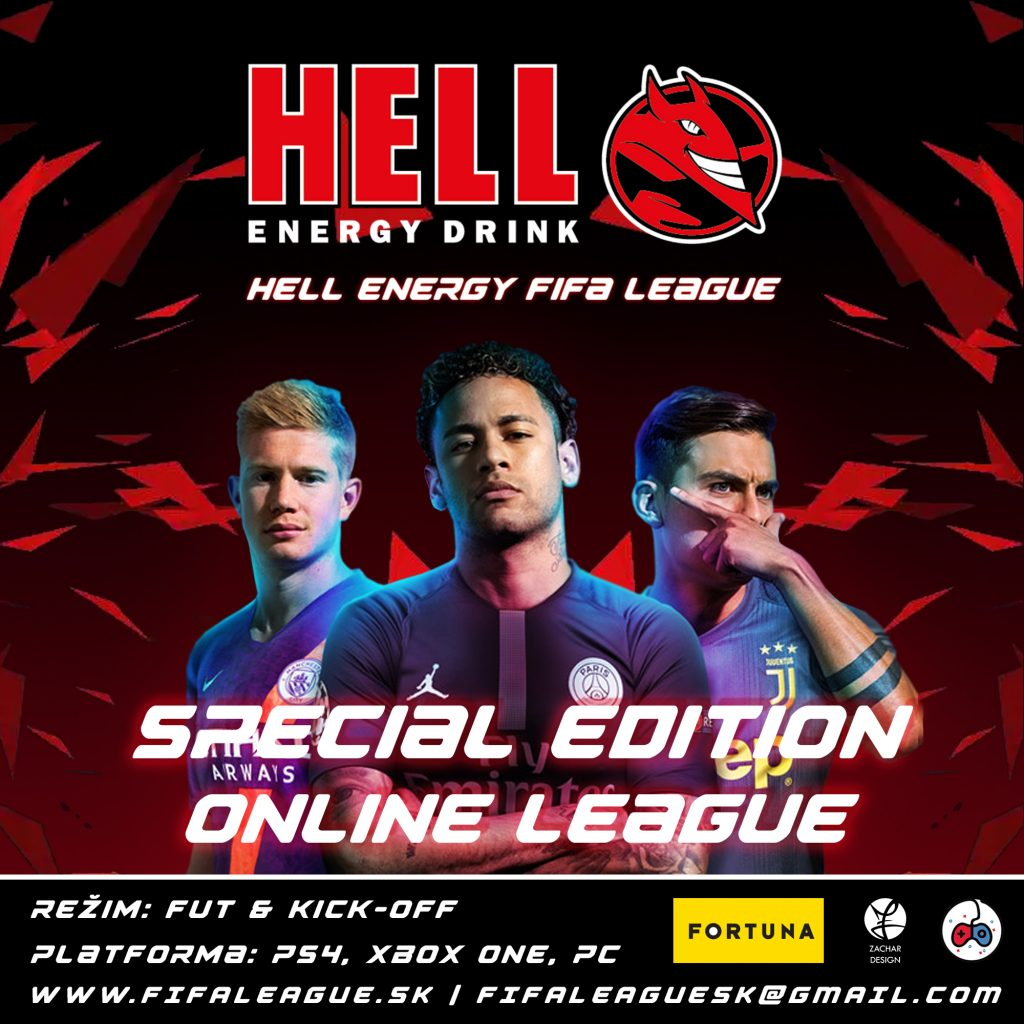 Special edition online league finále