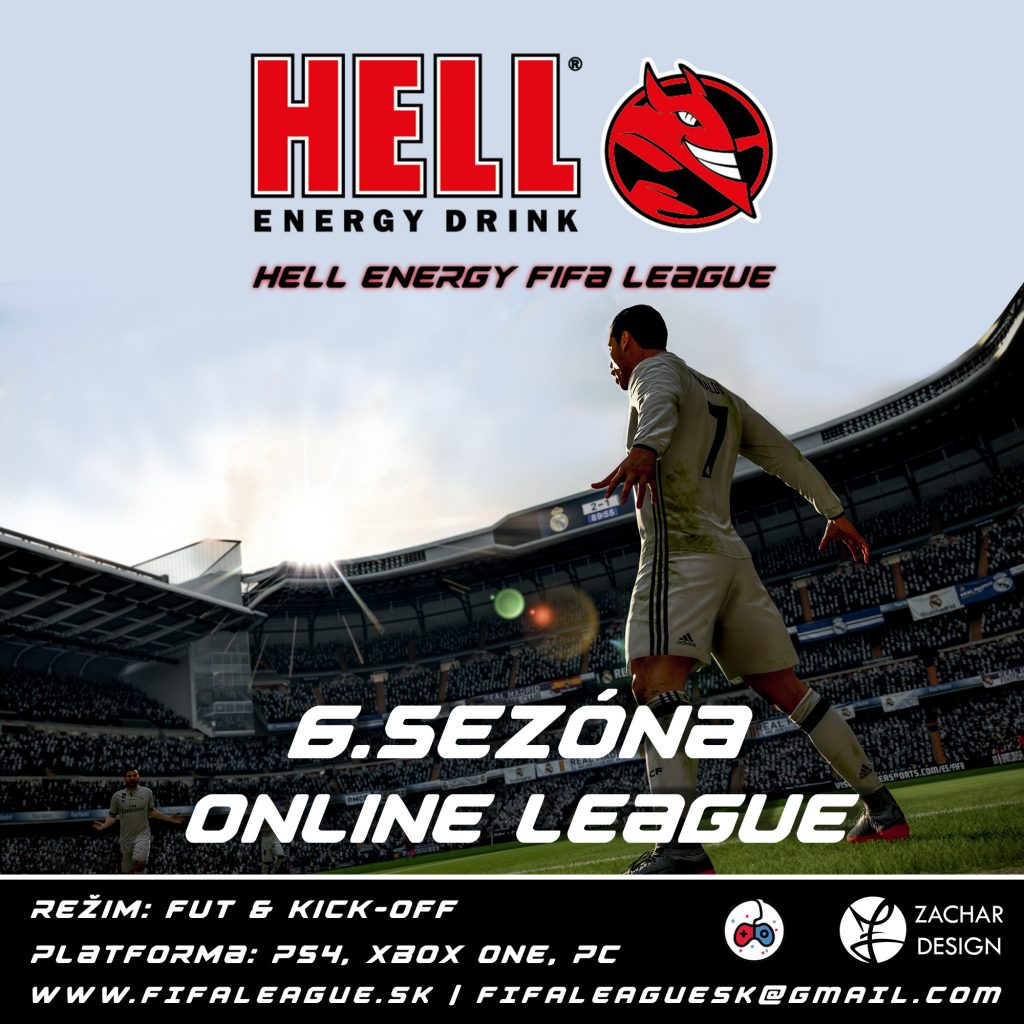 HELL ENERGY Online League final report