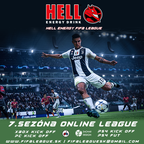 HELL ENERGY Online League 7. report