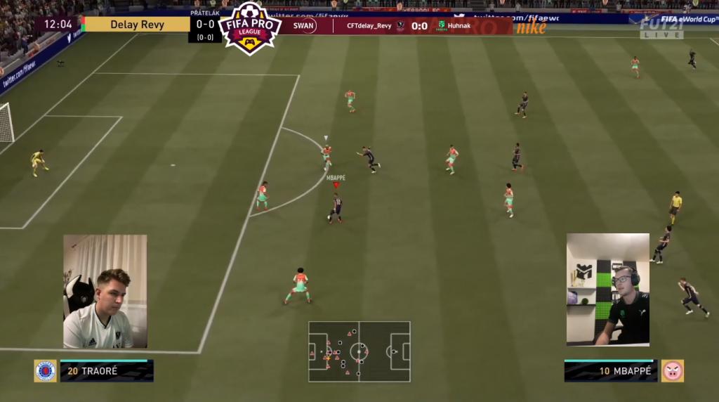 FIFA PRO League odštartovala sezónu prvým kolom, stav v tabuľke je zatiaľ vyrovnaný